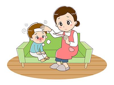 小孩反复发烧怎么办 小孩反复发烧处理方法