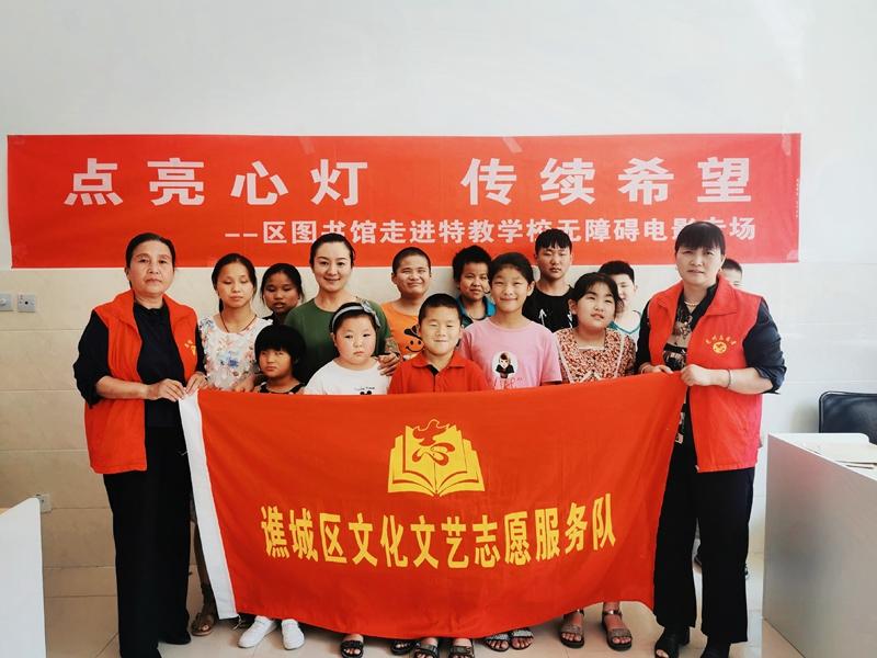 安徽亳州:哪里有群众 文明实践举动就延伸到哪里