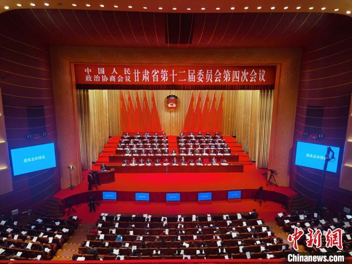 """甘肃两会启幕:""""书香政协""""聚力文化传播创新提案方式"""