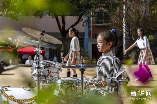 #(教育)(2)贵州黔西:课外活动丰富校园文化