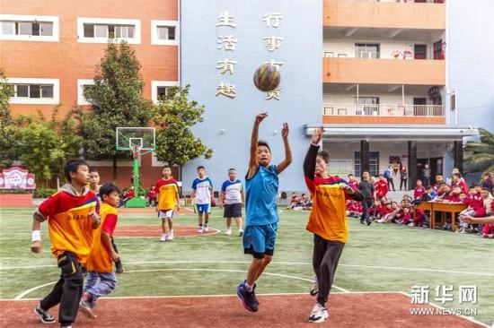 #(教育)(4)贵州黔西:课外活动丰富校园文化
