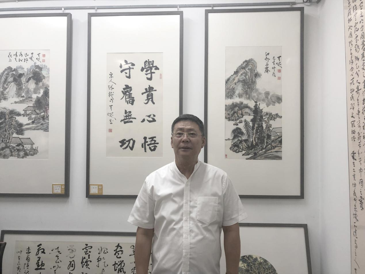 弓超书画展带你感受中国书法文化的博大精深